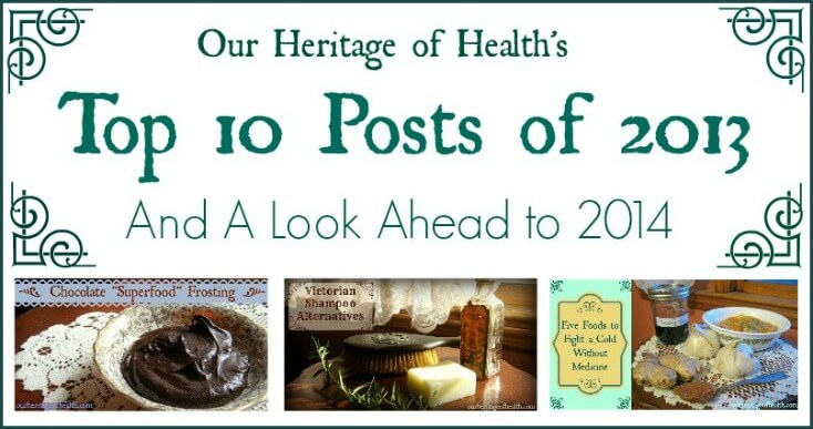 Top 10 Posts of 2013