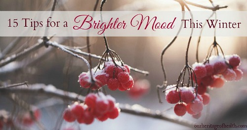 15 tips for a brighter mood this winter