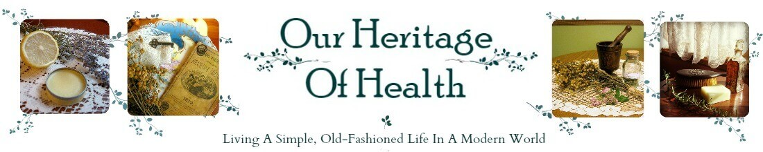 Our Heritage of Health